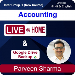 Intermediate - 1 Accounting Live at Home Classes with...