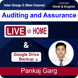Auditing and Assurance Live + Google Drive Backup