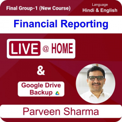 FINAL 1 ( New Course ) Financial Reporting (New Syllabus)