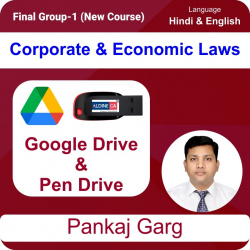 Corporate and Economic Laws (Regular Batch)