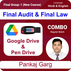 Combo of Final Audit and Final Law (Regular Batch)