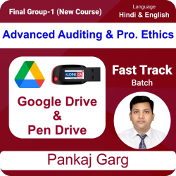 Adv. Auditing and Prof. Ethics (Fast Track)
