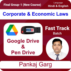 Corporate and Economic Laws (Fast Track)