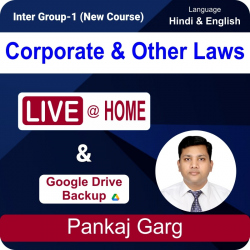 Corporate and Other Laws Live + Google Drive Backup