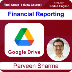 FINAL 1 ( New Course ) Financial Reporting (New Syllabus)...