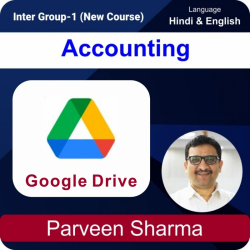 Intermediate Group -1 Accounting Google Drive Batch