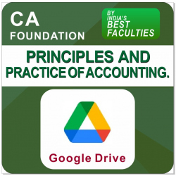 CA Foundation Accounts Google Drive Batch