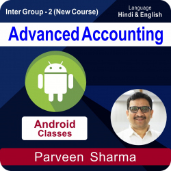 Intermediate Group-2 Advanced Accounting Recorded Classes...