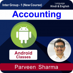 Intermediate Group-1 Accounting Recorded Classes on Android