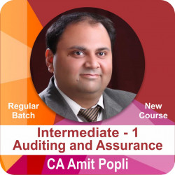 Intermediate-2 (New Course) Auditing and Assurance...