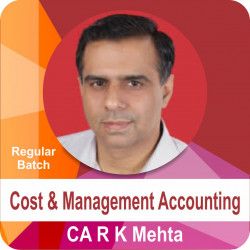 Cost and Management Accounting (Regular Batch)
