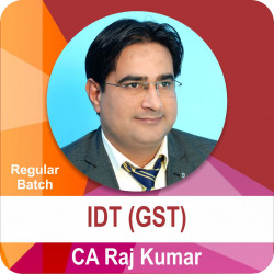 IDT (GST Regular Batch)